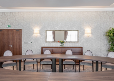 Hotel Kultúra. Autorka interiéru: Ing. Arch. Lenka Rožníková